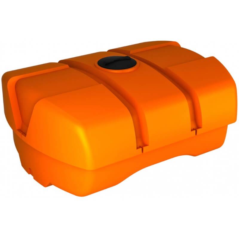 Емкость AGRO 4000 оранжевая
