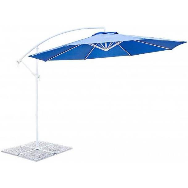 Зонт 4villa Ареццо 300 см синий