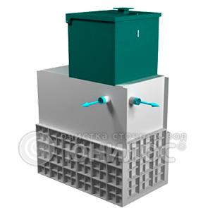 Автономная канализация Астра-10 Лонг