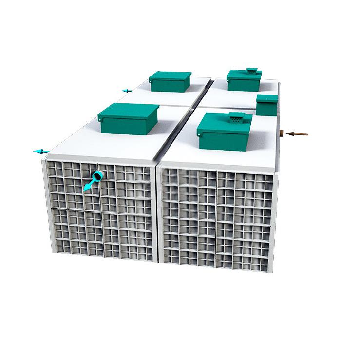 Автономная канализация Астра-300