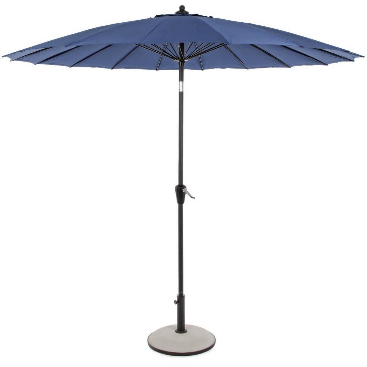 Зонт 4villa Атланта 270 см синий