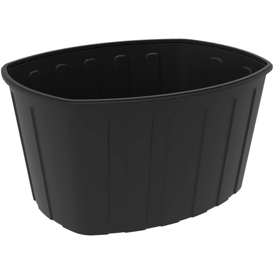 Ванна 1000 черная