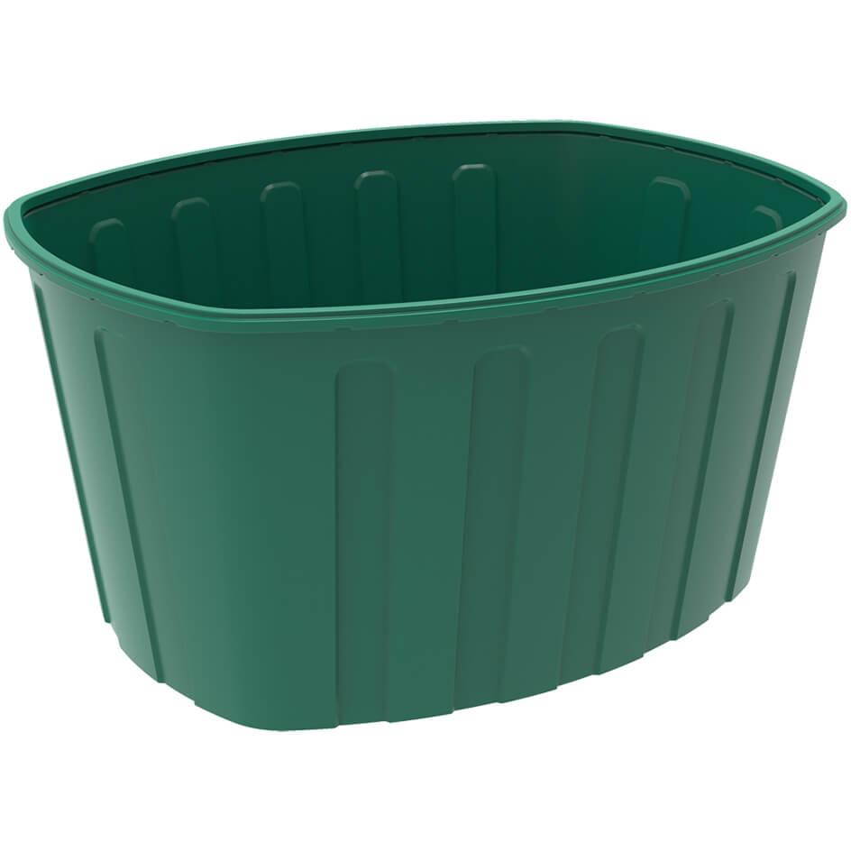 Ванна 1000 зеленая