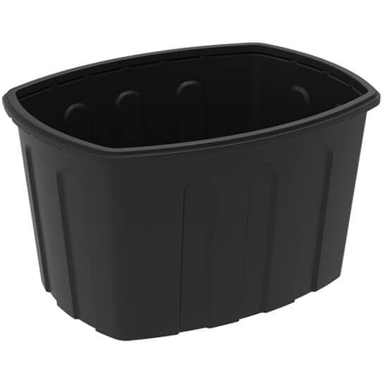 Ванна 200 черная