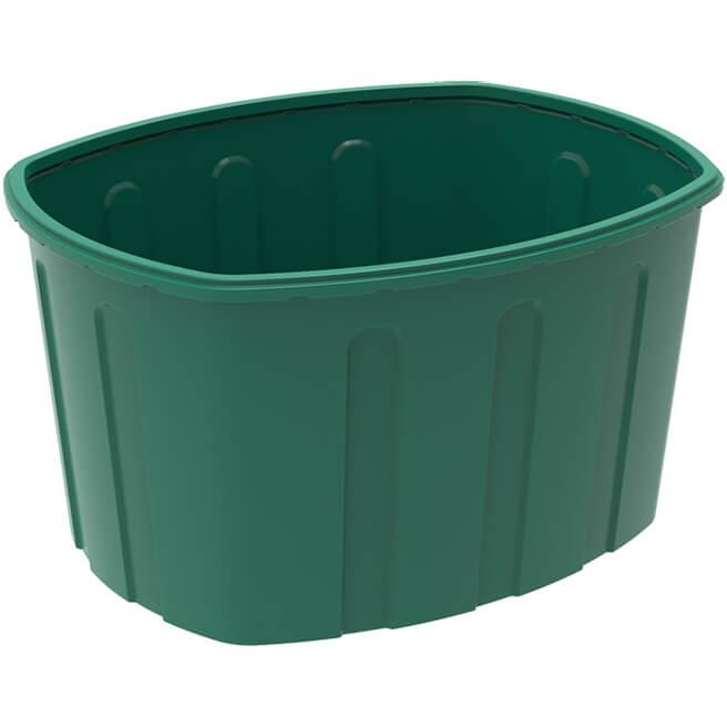 Ванна 200 зеленая