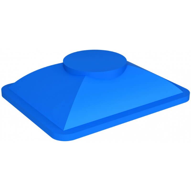 Крышка для ванны К 200 синяя