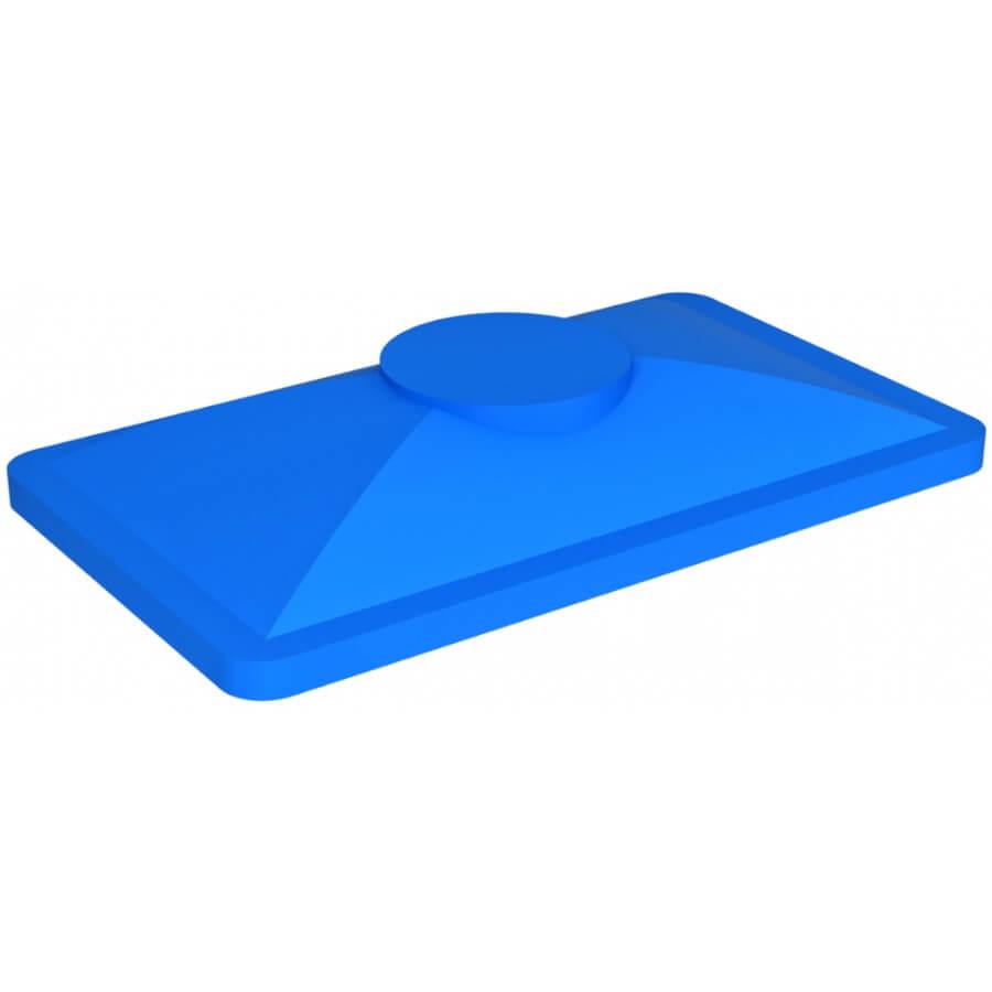 Крышка для ванны К 400 синяя