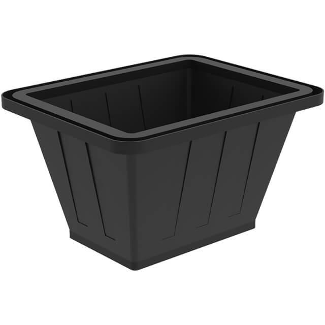 Ванна К 200 черная
