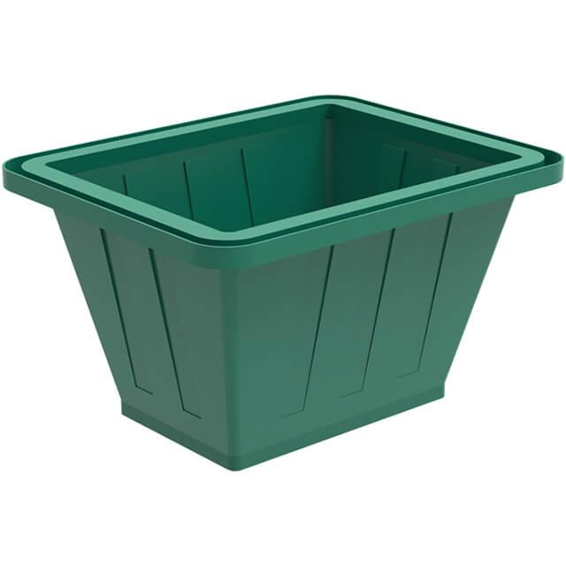 Ванна К 200 зеленая