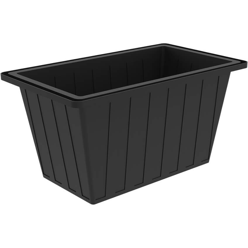 Ванна К 400 черная
