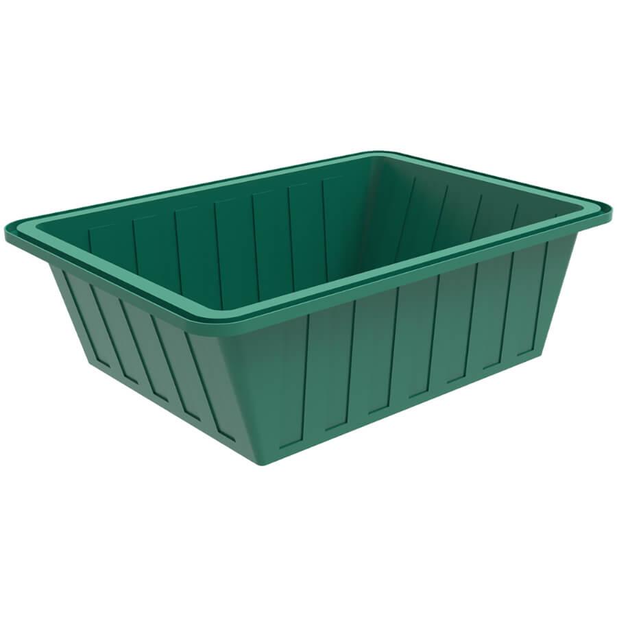 Ванна К 600 зеленая