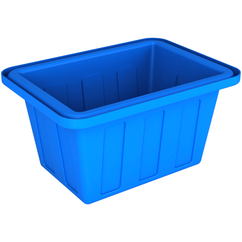 Ванна К 90 синяя