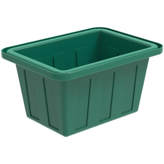 Ванна К 90 зеленая