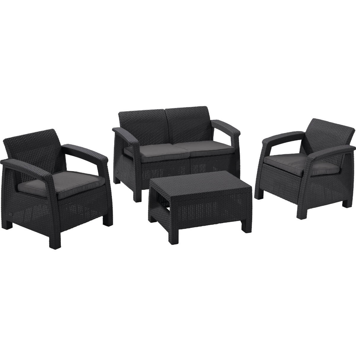 Комплект мебели Allibert Corfu 17197361
