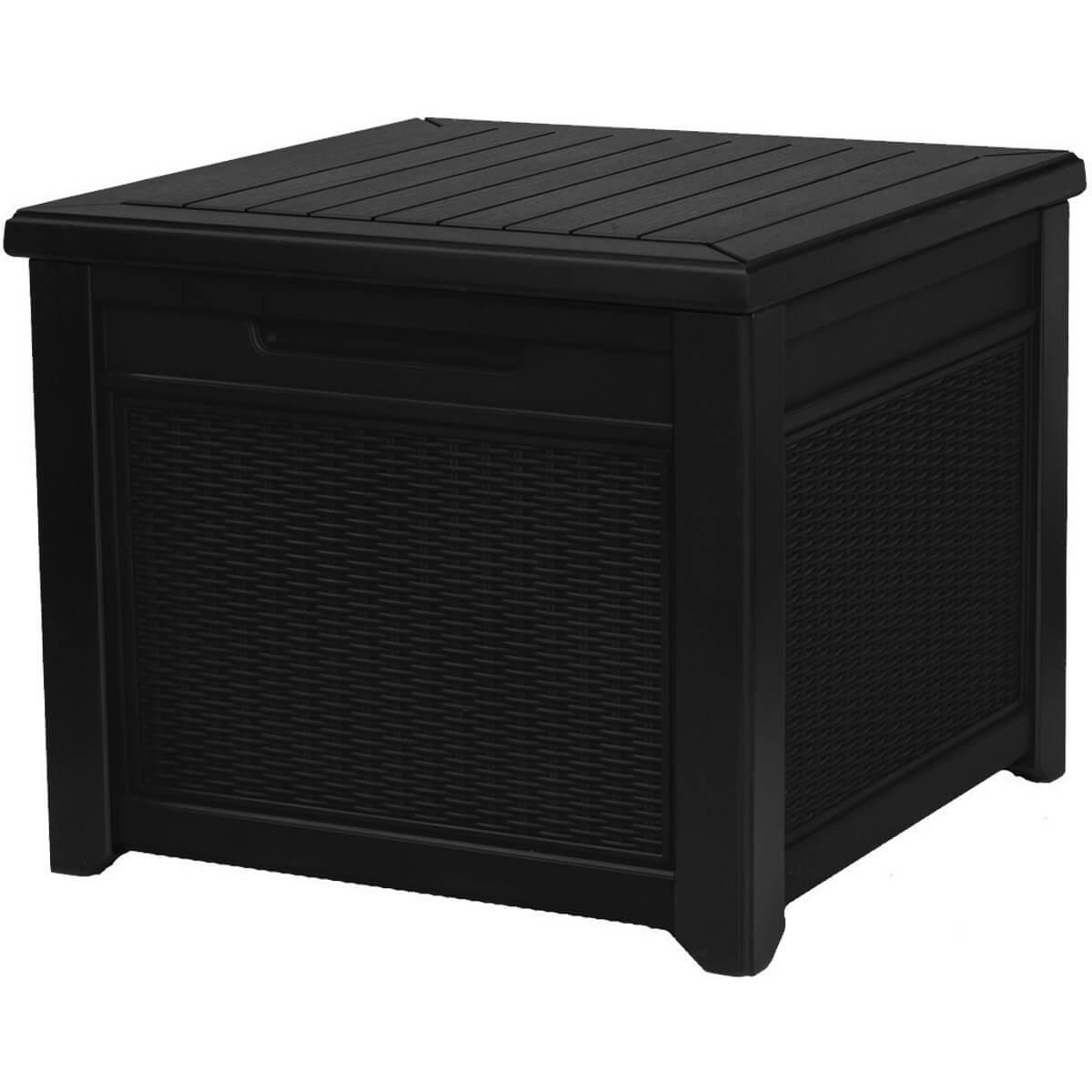 Стол-сундук Keter Cube Rattan