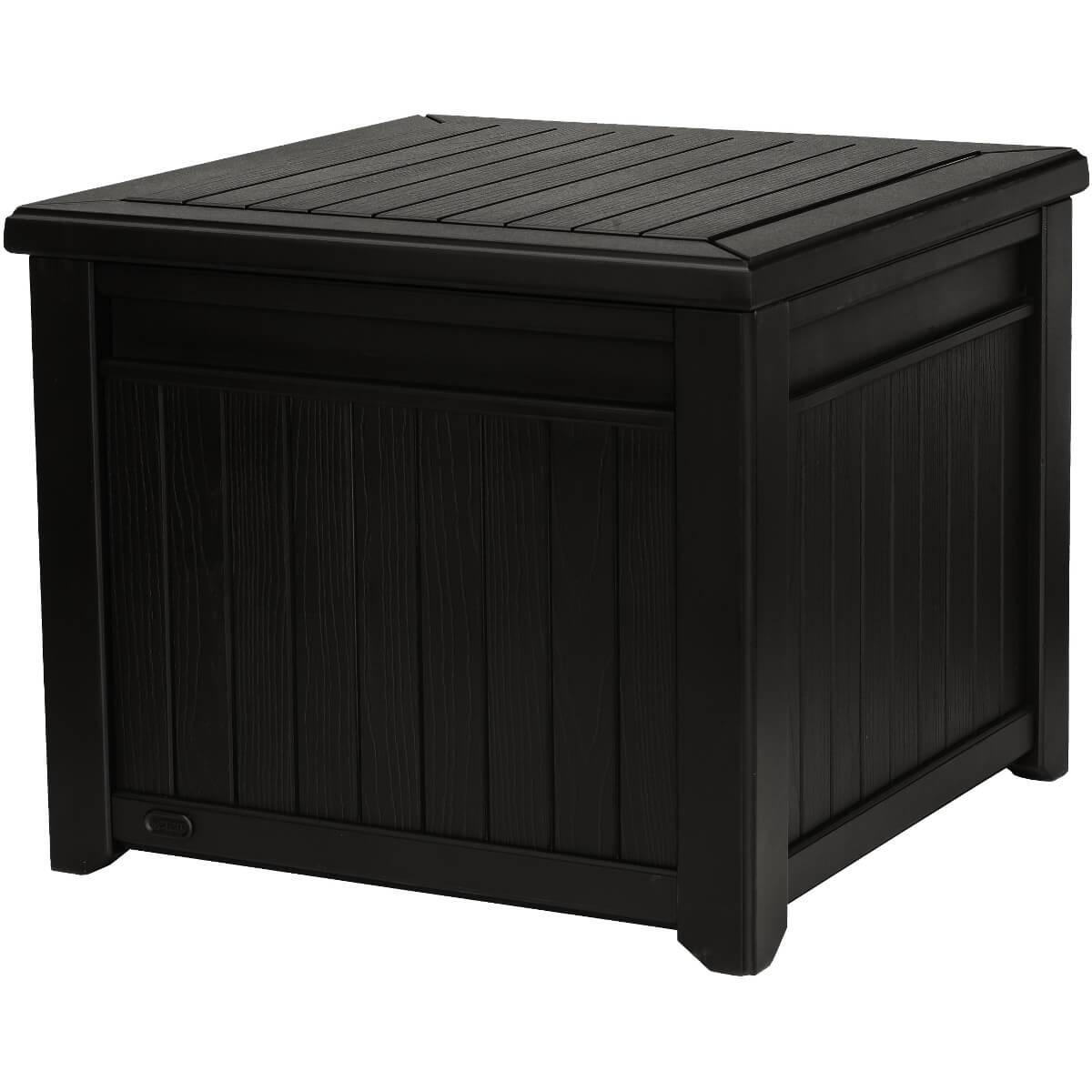 Стол-сундук Keter Cube Wood