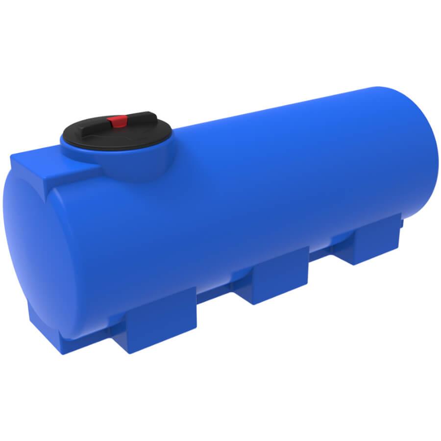 Емкость ЭВГ 500 синяя