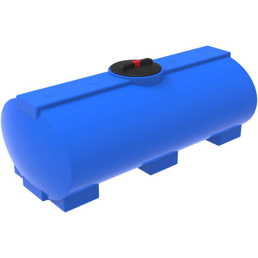 Емкость ЭВГ 750 синяя