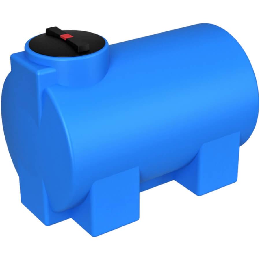 Емкость ЭВГ H 500 синяя с усиленной стенкой