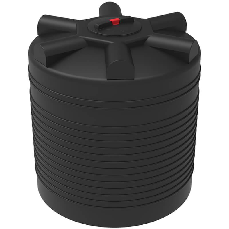 Емкость ЭВЛ 1000 черная