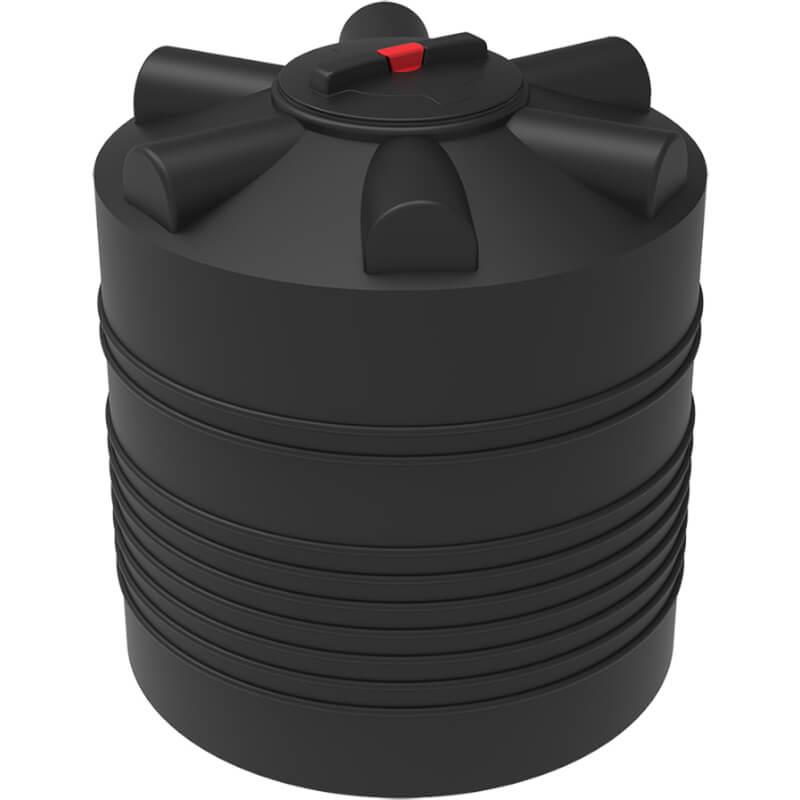 Емкость ЭВЛ 500 черная