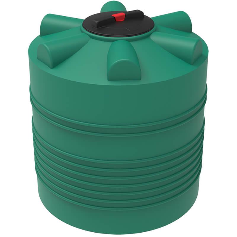 Емкость ЭВЛ 500 зеленая