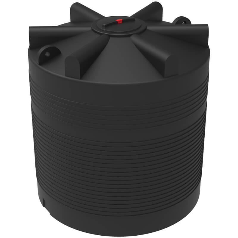 Емкость ЭВЛ 5000 черная