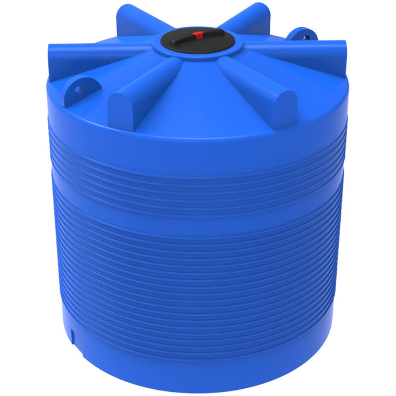 Емкость ЭВЛ 5000 синяя