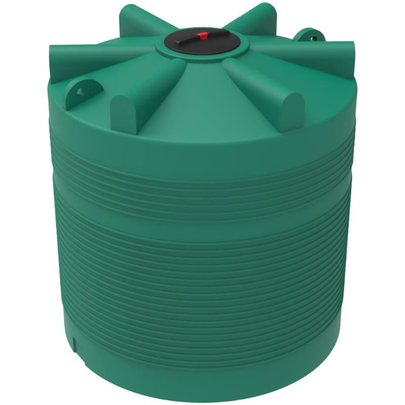 Емкость ЭВЛ 5000 зеленая