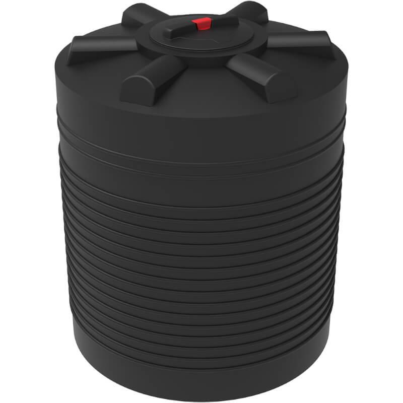 Емкость ЭВЛ 750 черная