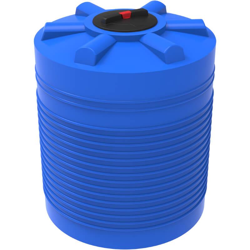 Емкость ЭВЛ 750 синяя