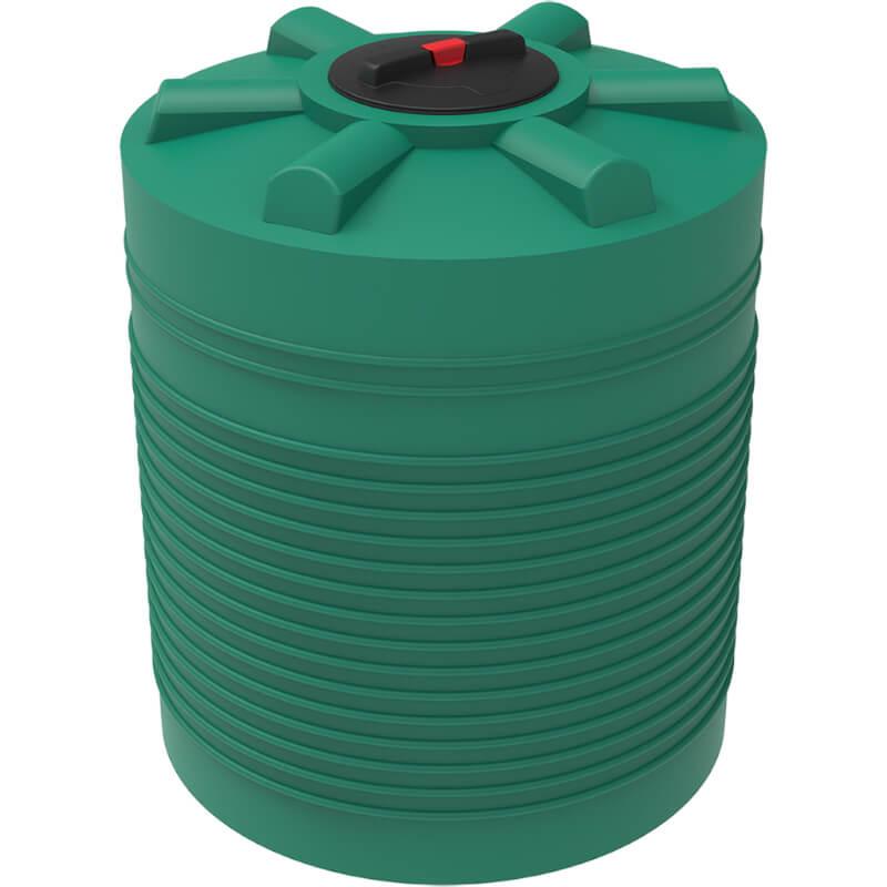Емкость ЭВЛ 750 зеленая