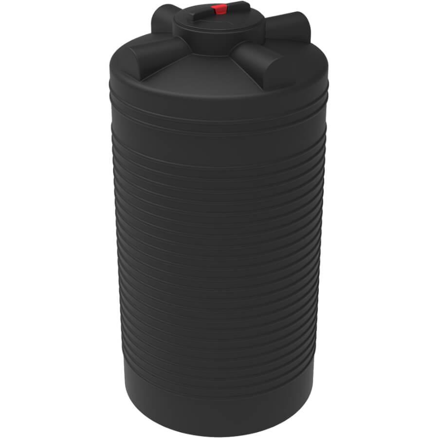 Емкость ЭВЛ-Т 1000 черная