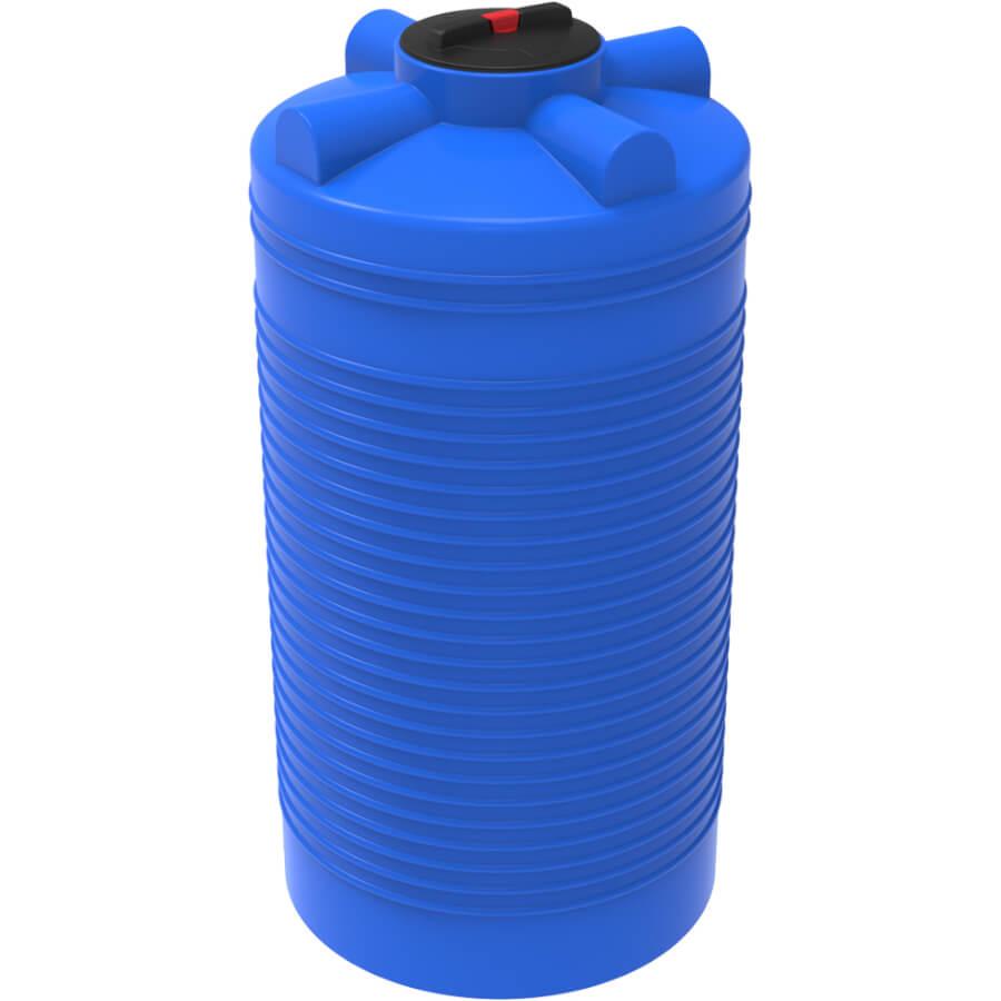 Емкость ЭВЛ-Т 1000 синяя