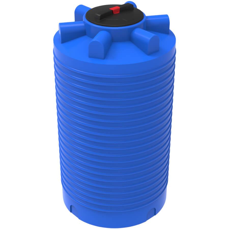Емкость ЭВЛ-Т 500 синяя