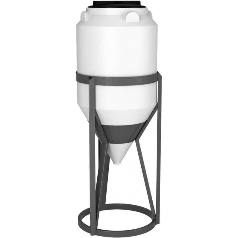 Емкость ФМ 120 белая в обрешетке