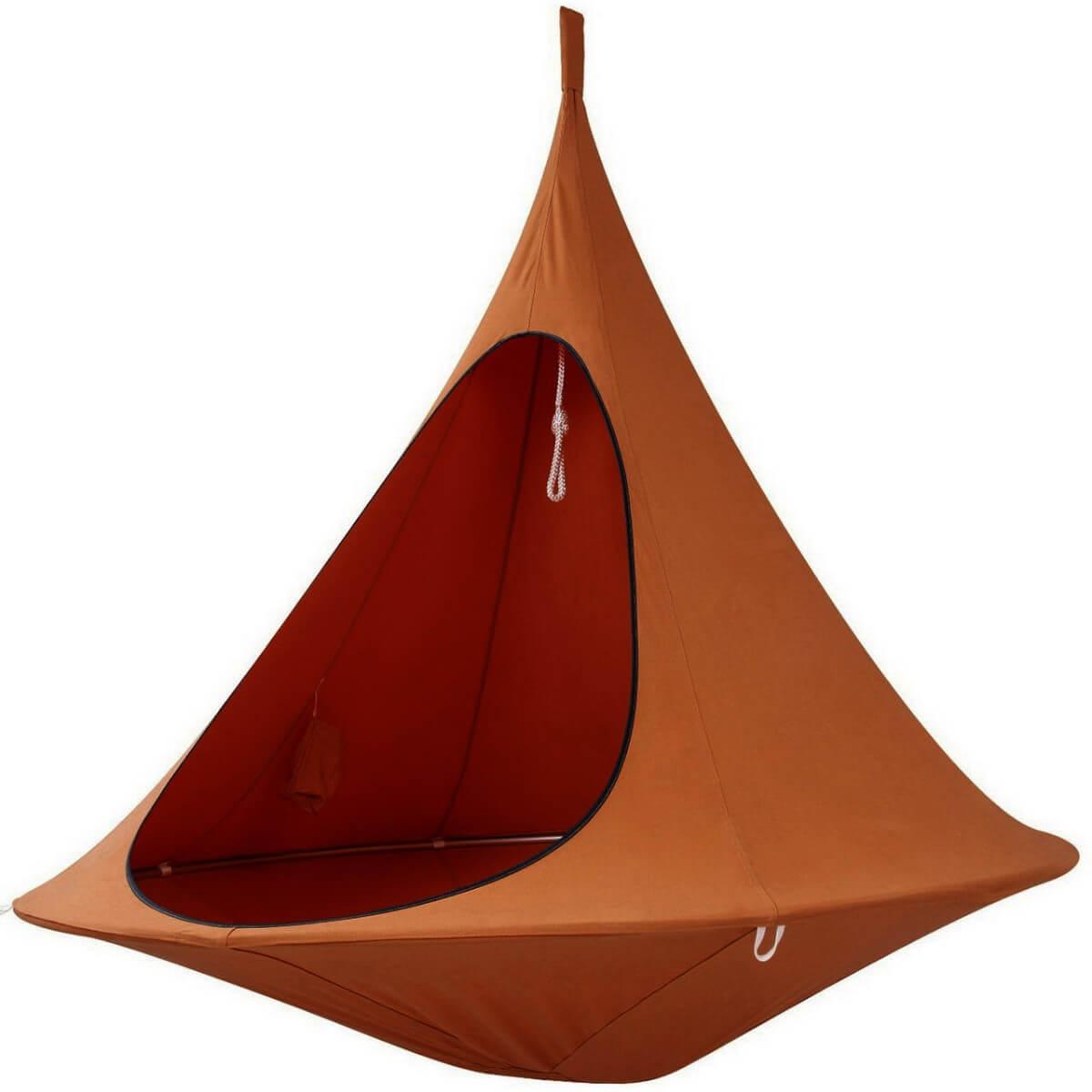 Подвесной гамак Jamber коричневый