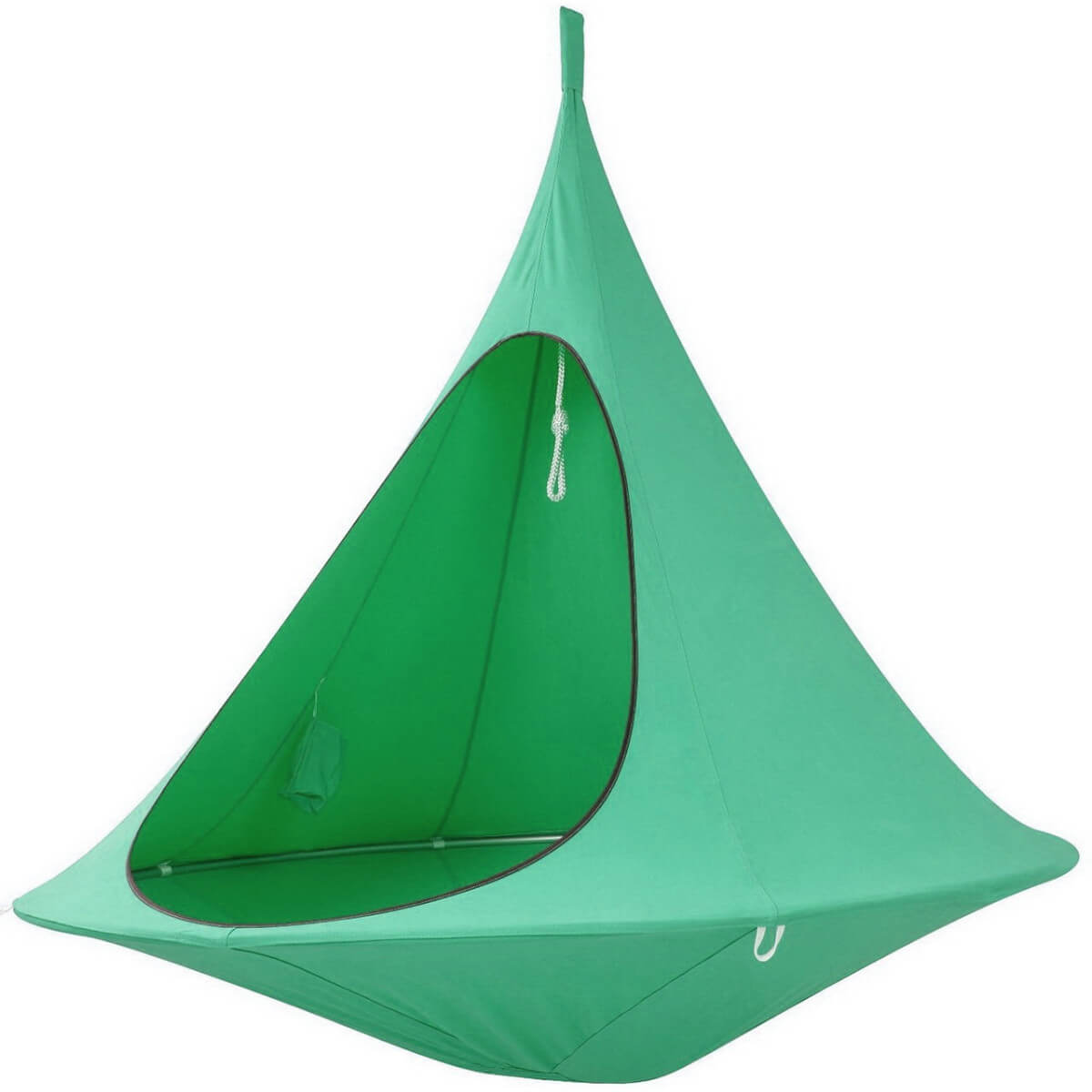 Подвесной гамак Jamber зеленый