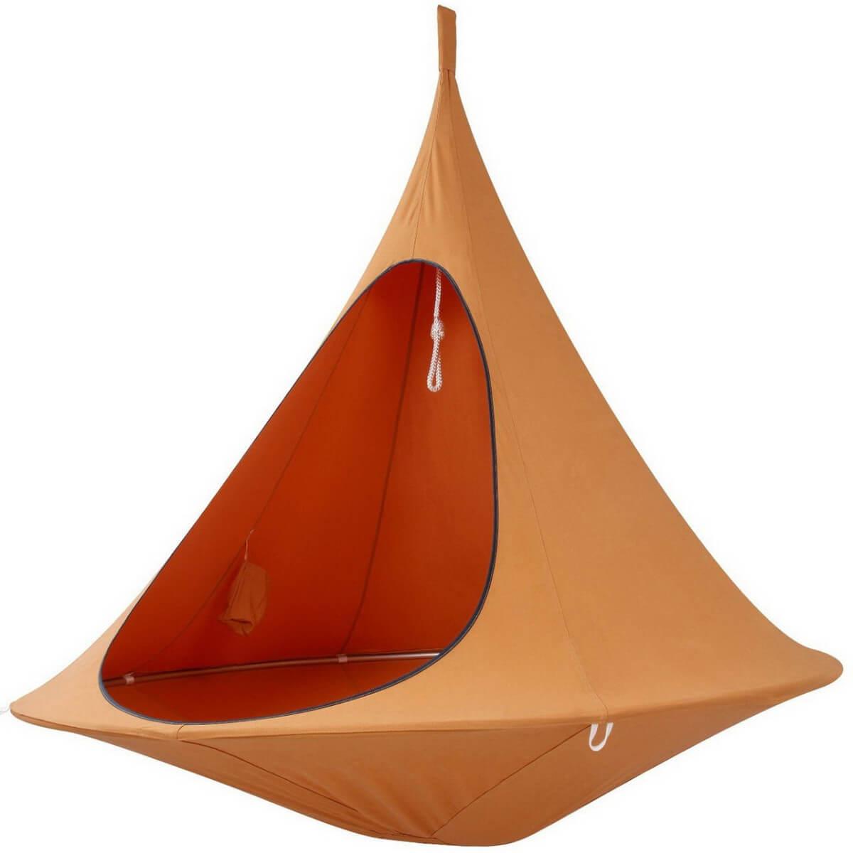 Подвесной гамак Jamber оранжевый