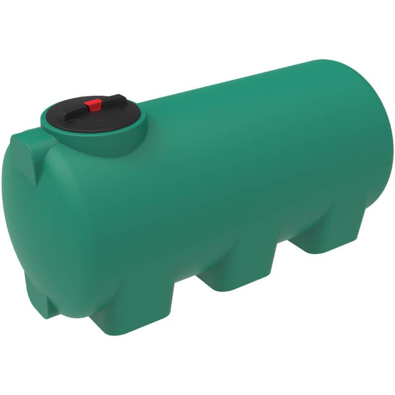 Емкость H 750 зеленая