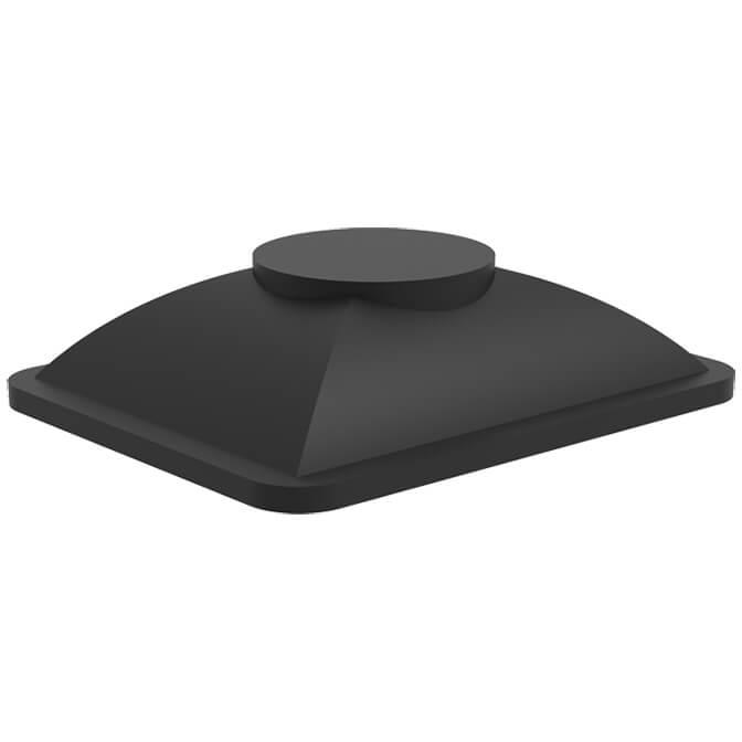 Крышка для ванны К 200 черная