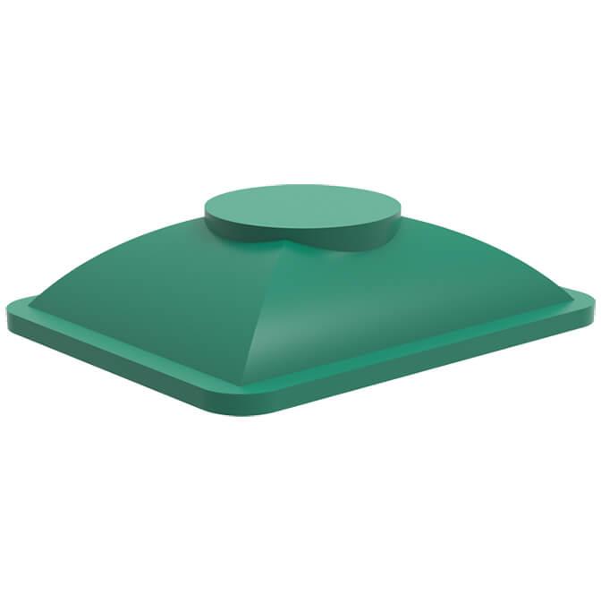 Крышка для ванны К 200 зеленая