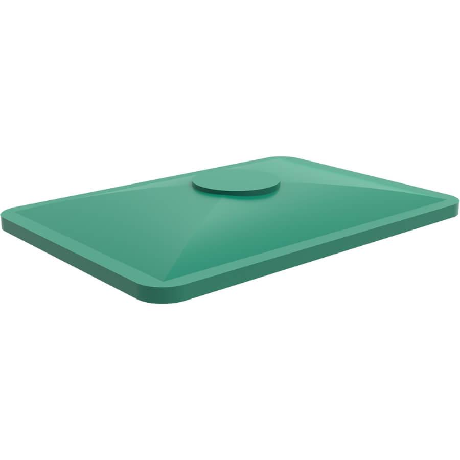 Крышка для ванны К 600 зеленая