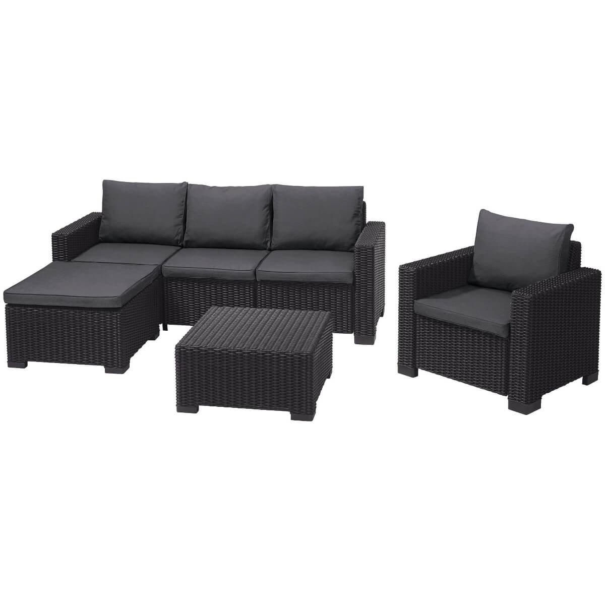 Комплект мебели Allibert Moorea 17205802