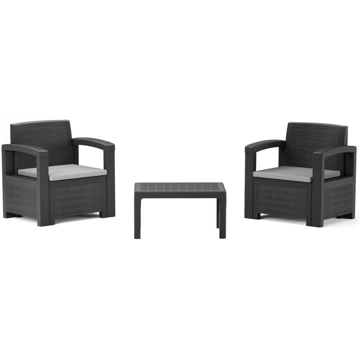Комплект мебели Rattan Comfort 3