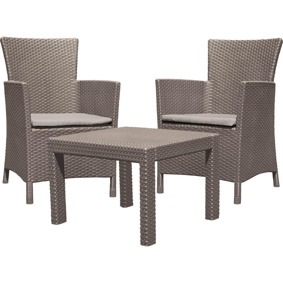 Комплект мебели Allibert Rosario Balcony 17200030