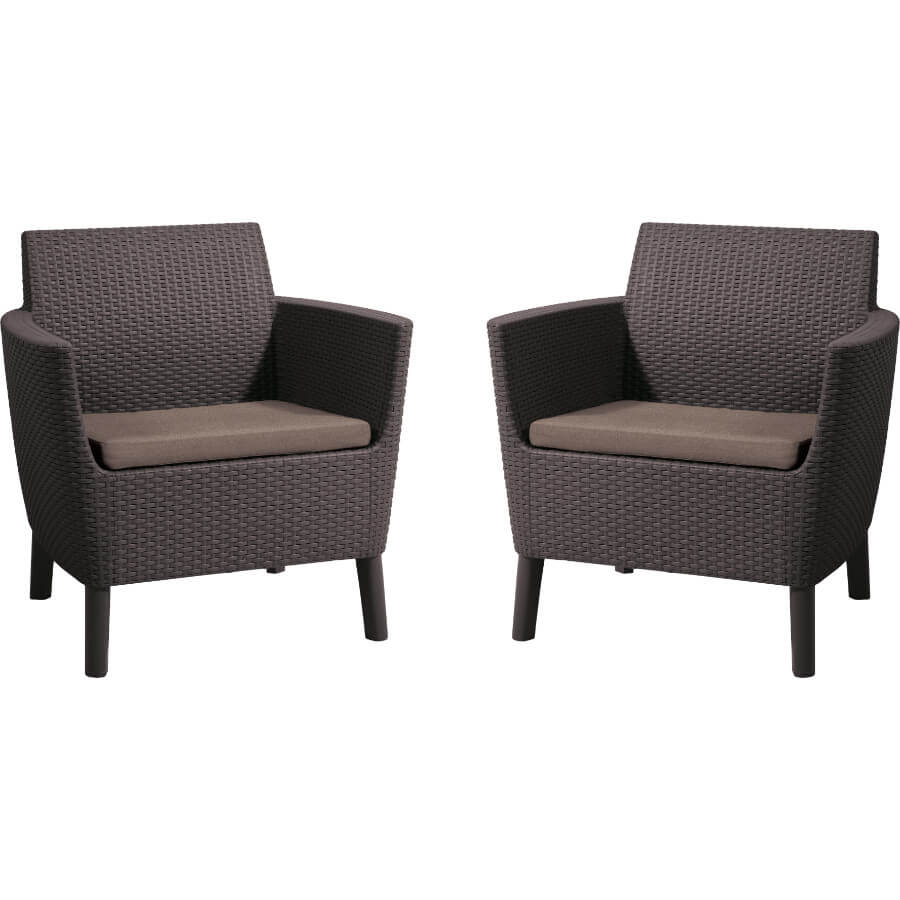 Комплект мебели Allibert Salemo Duo 17209040