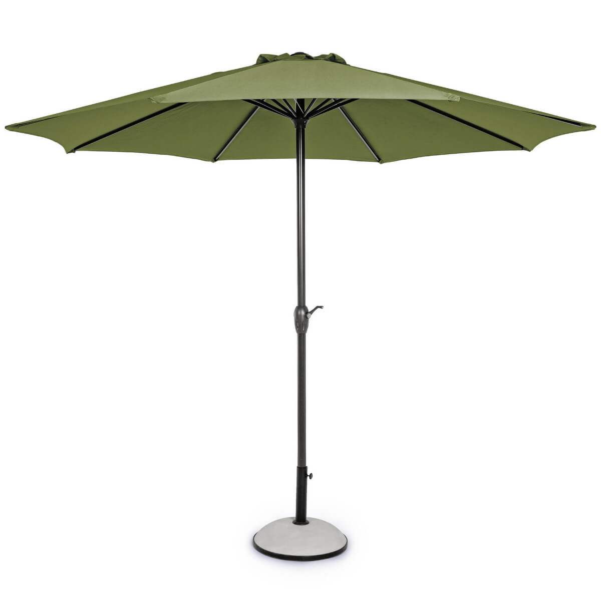 Зонт 4villa Салерно 300 см оливковый