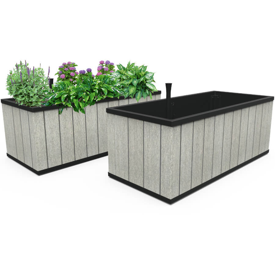 Кашпо-грядка Stewart Sequoia Duotech Medium Planter