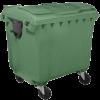 Мусорный контейнер 1100 литров (Сербия)